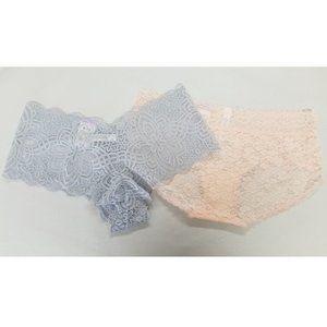 Auden Intimates & Sleepwear - auden LOT OF 2 Panties // Hipster + Cheeky